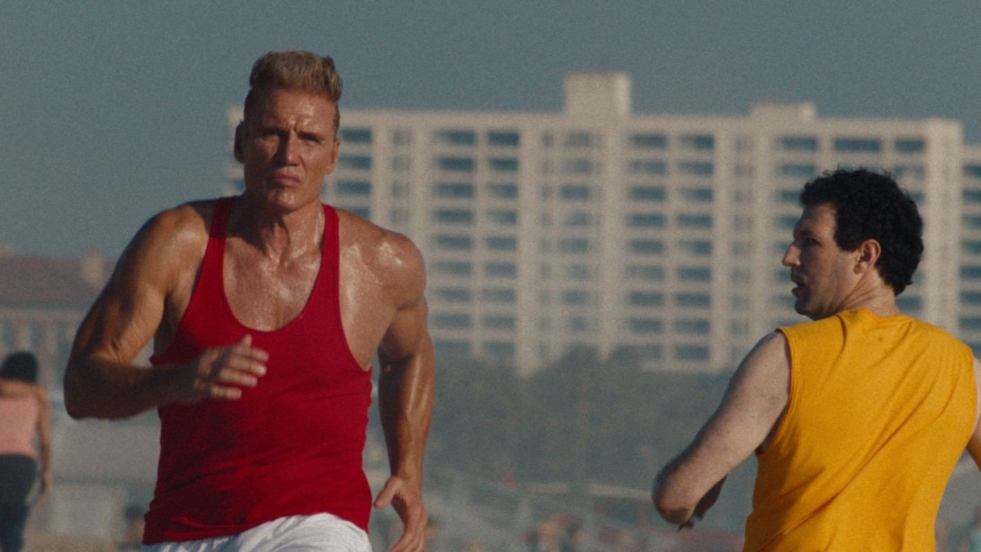 A Dolph Lundgren Cameo Gives TD Ameritrade's 80s-Style Training Montage an Authentic Touch Directed by Brian Aldrich