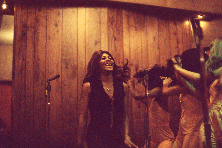 Rolling Stone - Tina Turner Documentary Headed to HBO - Directed by Martin + Lindsay