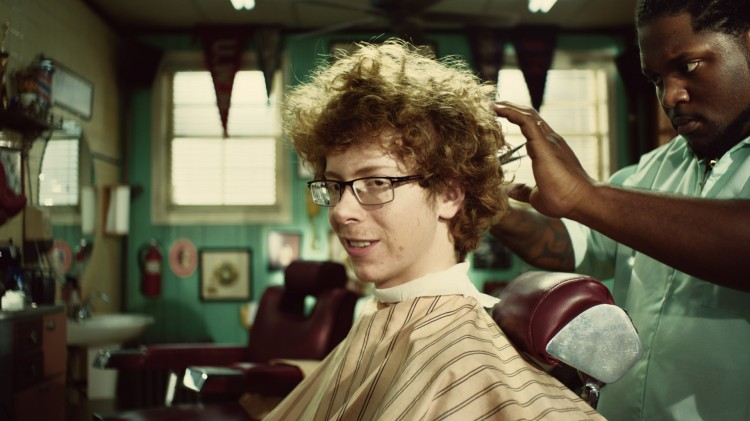 The iPhone Transforms a Barbershop Business in Apple's Funky Spot