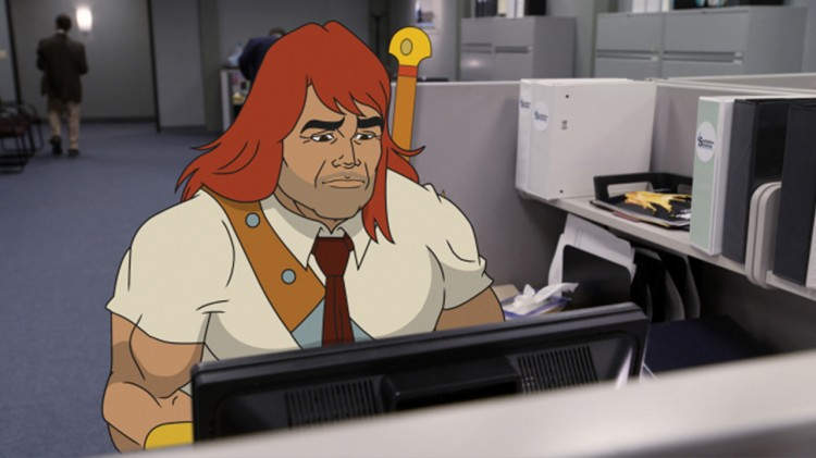 Son of Zorn on Fox