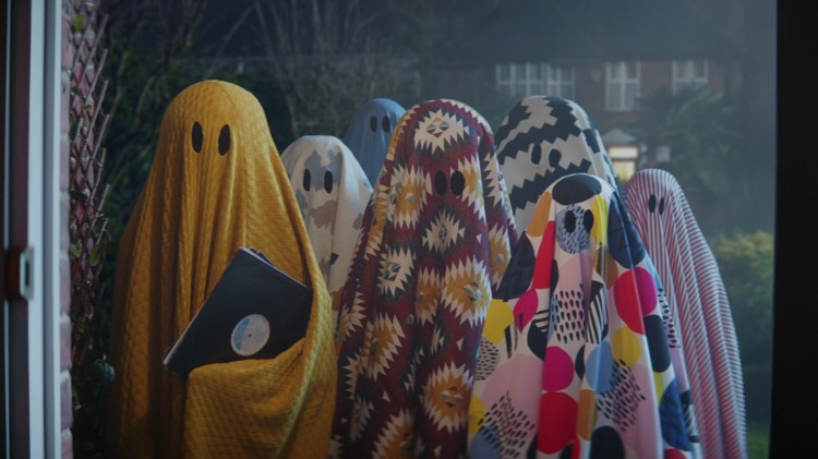 In Dougal Wilson's IKEA ad a dull ghost party gets way more lively