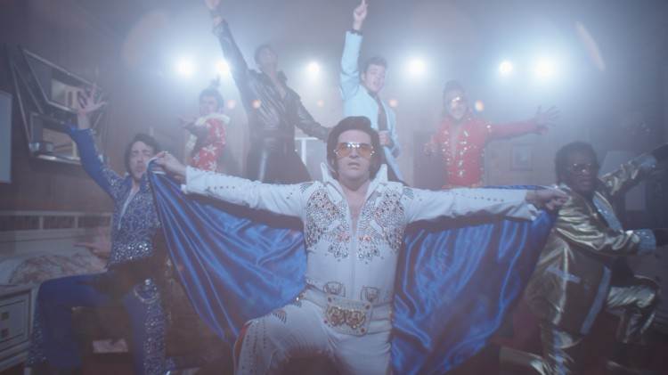 Dougal Wilson Brings Elvis Impersonators Together for Apple Group FaceTime Ad