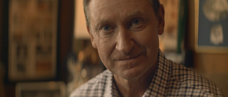 Tim Hortons Tugs at Hockey Fan's Heartstrings in Wayne Gretzky Ad Directed by Jon + Torey