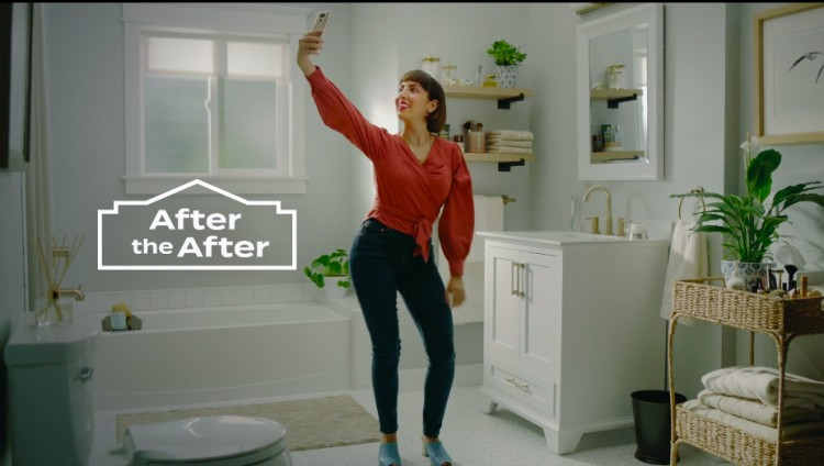 AdWeek - With New 'Do-It-For-Yourself' Ad, Lowe's Highlights the Joy of Redesigning Spaces